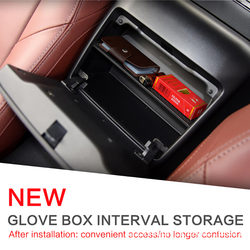Image 2 - fit for Mazda MX 5 2015 2019 RF / MIATA Car Storage Armrest Box Center Console Glove Organizer Tray Retrofit Classify Sort Out-in Stowing Tidying from Automobiles & Motorcycles