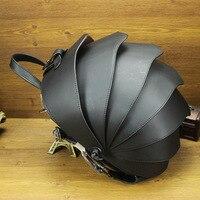Neweekend ld002 Универсальный Пояса из натуральной кожи коровья масла Воск прекрасный Жук HASP пара Crossbody рюкзак iPad сумка