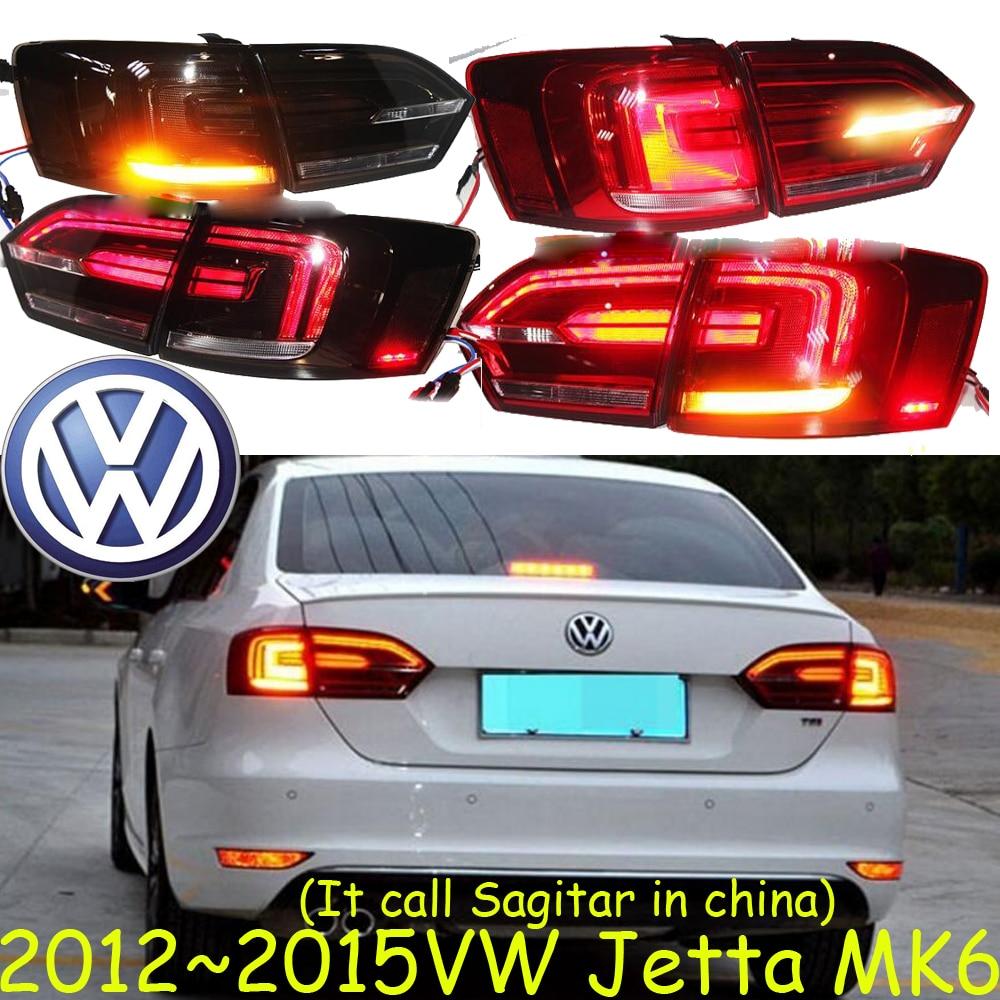car-styling,Jetta Taillight,MK6,2012~2015,led,Free ship!4pcs,Jetta fog light;car-covers,Jetta tail lamp; Jetta,MK 6,Sagitar