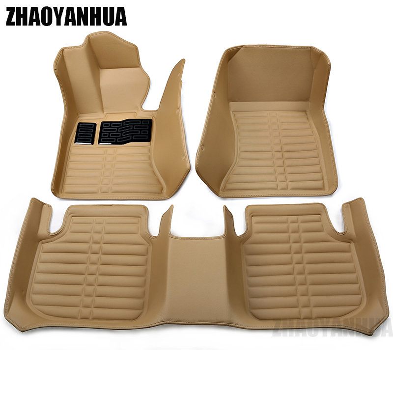 Bmw Z4 Floor Mats Beige: Custom Special Car Floor Mats For BMW 3/4/5/6 Series GT M3