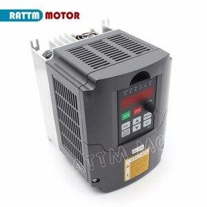 Image 5 - 【DE Free VAT】 Square 3KW ER20 Air Cooled Spindle Motor 4 Bearings & 3kw VFD Inverter Drive 220V & 1 set ER20 Collet CNC Router
