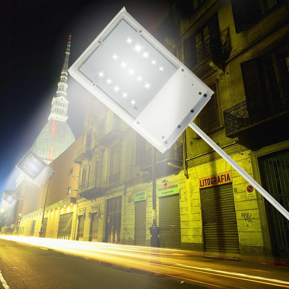 Solar Light Shops In Hyderabad: Aliexpress.com : Buy 15 LED Solar Power Street Light Solar