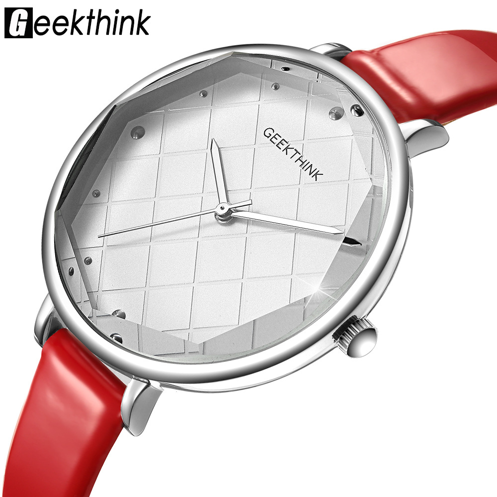Women Watches Simple Style Luxury Relojes Mujer Leather Strap Quartz Watch Ladies Waterproof Dress Clock Relogio Feminino 2018 ladies watches fashion red simple design black water resistant life quartz watch dress leather clock women casual relojes mujer
