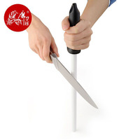 TAIDEA Sharpening Stone Replacement Parts Two Stages Kitchen Knife 2 Slot Head Grinding Steel Knife Sharpener