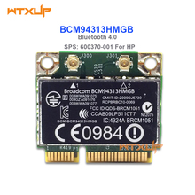 Adapter-Card BCM4313 Broadcom Bluetooth-4.0 Laptop Wireless for HP SPS 600370-001