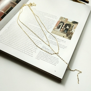 Image 2 - LouLeur 925 sterling silver pig naso doppio collana in oro città della moda del progettista della collana della catena per le donne 2018 festival dei monili di