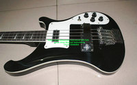 Custom Black 4003 Electric Bass 4 Strings Bass Guitar High Quality Best Free Shipping