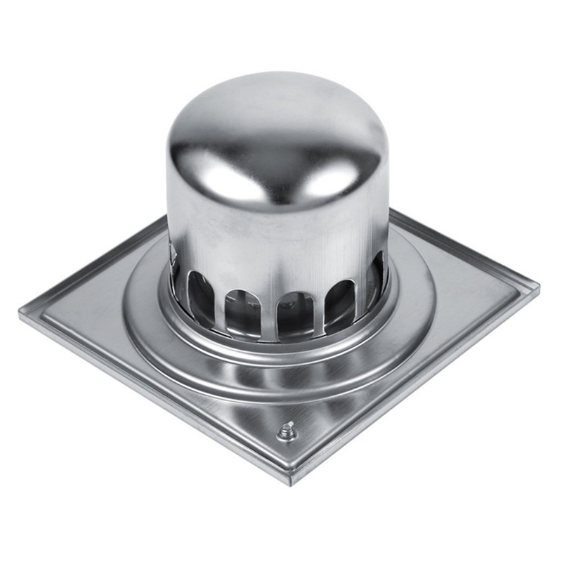 2017 New 15cm Oversize Stainless Steel Anti Odor Floor Drain Bathroom Kitchen Shower Drain