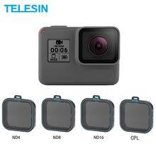 Набор фильтров telesin cpl для экшн камеры поляризационный фильтр