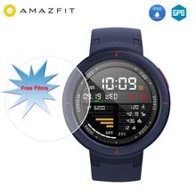 جديد [الدولية] Huami AMAZFIT Verge ساعة ذكية 3 اليكسا لتحديد المواقع IP68 مقاوم للماء متعددة الرياضة Smartwatch الصحة المقتفي