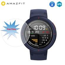 Yeni [uluslararası] Huami AMAZFIT Verge akıllı saat 3 Alexa GPS IP68 su geçirmez çok spor Smartwatch sağlık izci