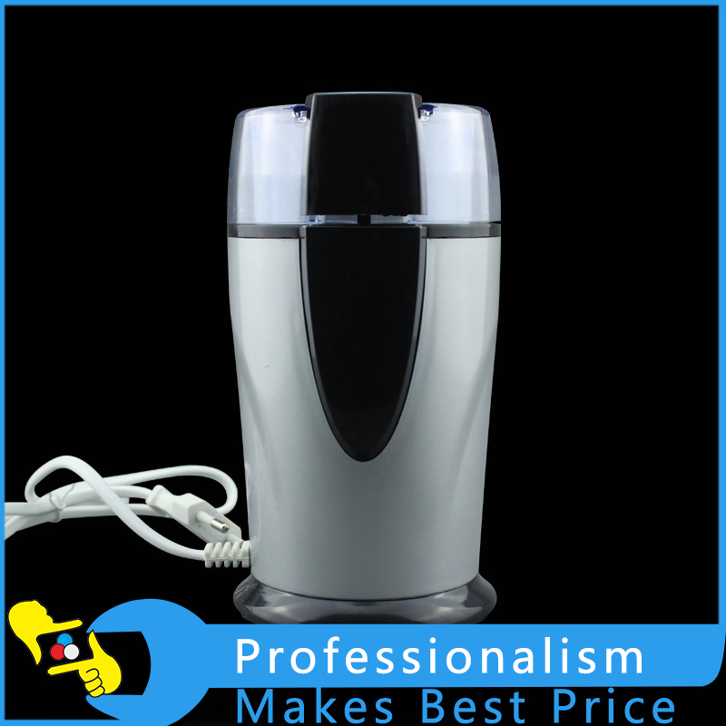 130W 70g Electric Coffee Spice Grinder Maker Beans Herbs Nuts Mill Stainless Steel Kitchen Grinding Tool electric coffee grinder coffee maker with coffee beans mill herbs nuts moedor de cafe 220v home appliances for home