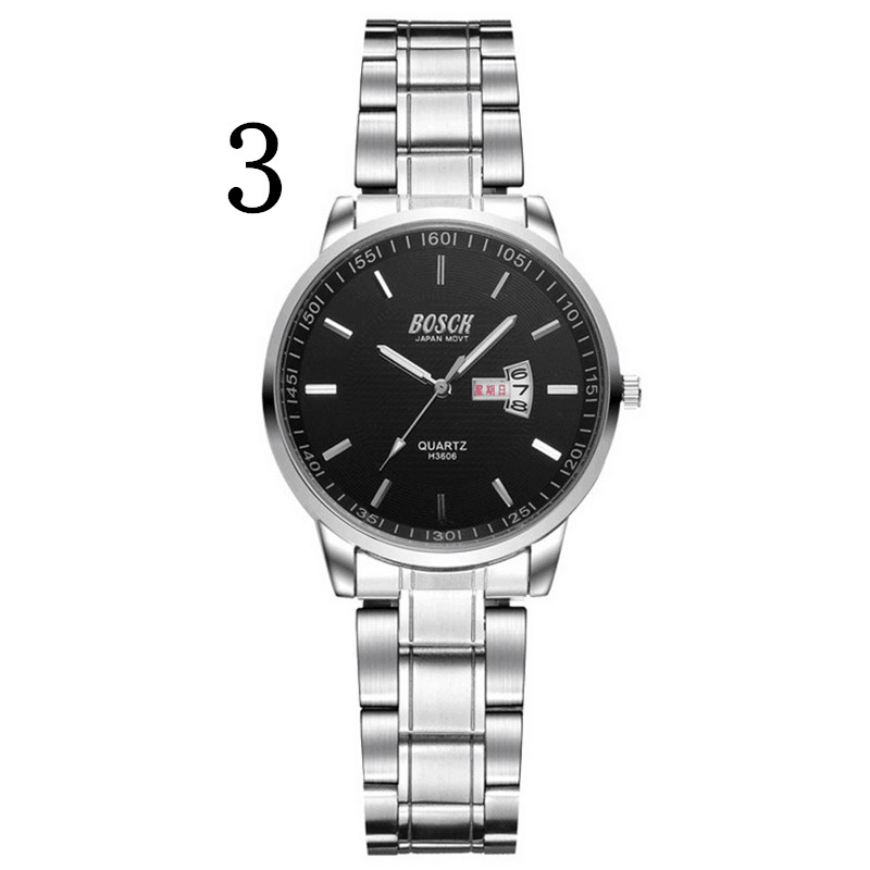 New style fashionable stainless steel wrist watch retro elegant women table leisure luxury business men tableNew style fashionable stainless steel wrist watch retro elegant women table leisure luxury business men table