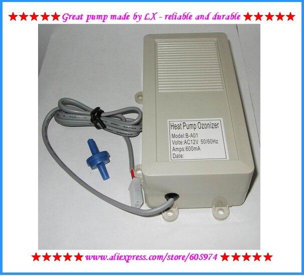 B-A01/GNP-01/RX-01/IL-03C1 spa générateur d'ozone et pompe à chaleur ozoneur et bain à remous pour l'ozone