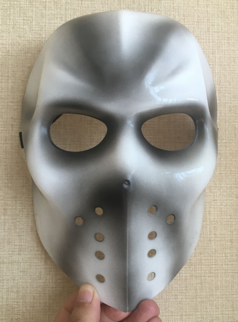 New Cosplay Delicated Killer Mask Festival Party Halloween Masquerade Mask --- Loveful