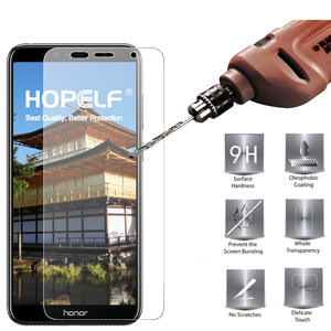 Tempered Glass for Huawei Honor 7A Screen Protector 9 H 2.5D Honor 7A Pro on Phone