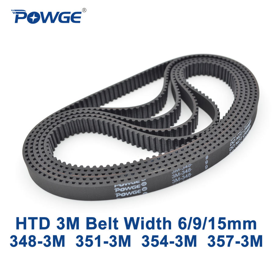 351-3M-12 Synchronous Belt HTD Belt for scooters