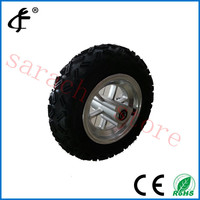 10 vacuum tire electric scooter motor front wheel ,hub motor wheel,skateboard electric motor wheel,motor wheel electric scooter