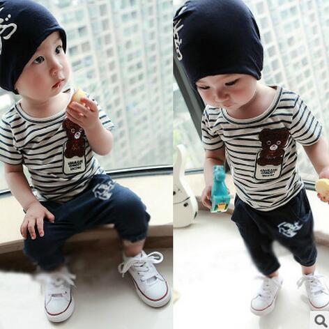 Ropa para niños niño varón raya femenina ropa niño ocasional jpg 472x472 Varón  ropa de niño c42fa4e35ae