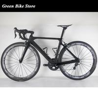 Superteam Complete Full Carbon Road Bike Full Carbon Bike Road Frame 22 speed Road Bicycle, Full carbon Complete Frame Bike