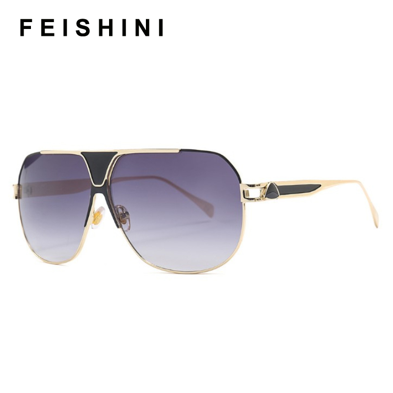 FEISHINI Υψηλής ποιότητας άνδρες γυαλιών - Αξεσουάρ ένδυσης