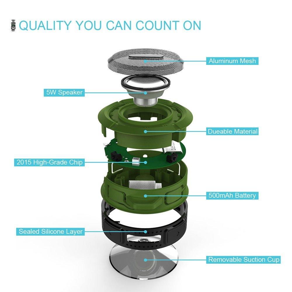 Kobwa-Waterproof-C6-Bluetooth-Speaker-Portable-Mini-Stereo-Handsfree-Suction-Cup-Hook-Up-Outdoor-Sport-Shower (5)