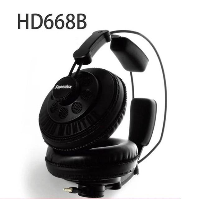 Auriculares Professional Monitor Headphones DJ Studio Earphone Semi open Dynamic Hifi Stereo Headphone Original Superlux HD668B_640x640 aliexpress com buy auriculares professional monitor headphones  at soozxer.org