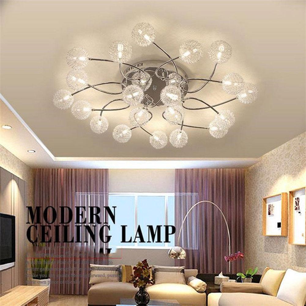 online kaufen großhandel licht kristall aus china licht kristall ... - Lampen Wohnzimmer Modern