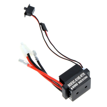 320A 6 12V Brushed ESC Speed Controller W 2A BEC for RC Boat U6L5