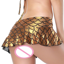 Candy Farbe Niedrigen Taille Tiered Rock Faux Patent Leder Plissee Jupe Femme Wetlook Sexy Micro Mini Röcke Pole Dance Clubwear