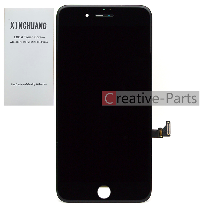 Original LCD For Apple IPhone 7 Plus 5.5 Inch Black Color With Touch Glass Digitizer Assembly Display Screen Replacement Parts