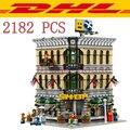 2017 nueva lepin 15005 2182 unids creador grand emporio kits de edificio modelo bloques ladrillos compatibles juguetes para regalo de los niños 10211