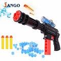 Nerf arma de paintball pistol & macio bala arma de plástico brinquedos máquina de Tiro Cristal De Água Arma Arma Carabina De Ar Suave do Miúdo brinquedo