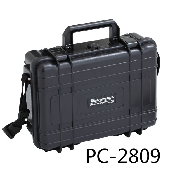 0.8kg 274*218*93mm Abs Plastic Sealed Waterproof Safety Equipment Case Portable Tool Box Dry Box Outdoor Equipment ruru15070 to 218