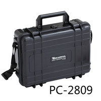 0.8kg 274*218*93mm Abs Plastic Sealed Waterproof Safety Equipment Case Portable Tool Box Dry Box Outdoor Equipment