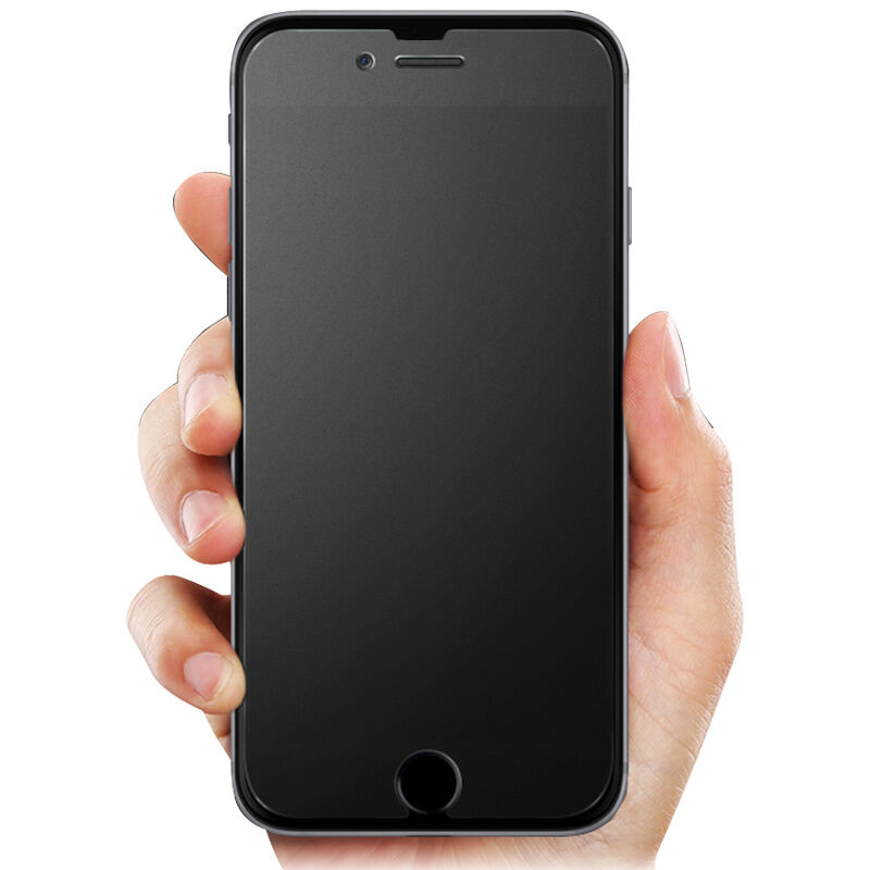 Frosted Matte Screen Protector Glass Film For iphone X XR XS Max 8 7 Plus
