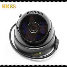 Free Shipping Home Security cctv Dome Camera with 3.6mm lens PAL NTSC 1000TVL Surveillance Camera