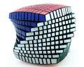 2016 Nova Alta Qualidade Yuxin zhisheng Cor Branca 11X11X11 Quebra-cabeças Brinquedo Educacional Cubo Mágico Profissional Clássico Tomada de fábrica