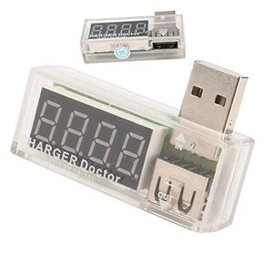 USB Charger Doctor Voltage Current Meter Battery Tester Power Detector W(China)