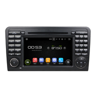 7 Inch Android 4 4 4 Quad Core HD1024 600 Car DVD Player For BENZ For
