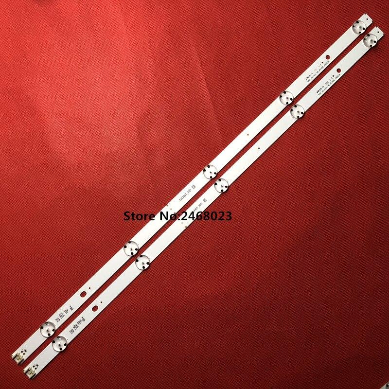 100% Original New Led Backlight For LG 32LF510B-CC 32LF510B SSC_32inch_HD Strip LGE WIC0P SVL320AL5 REV03 150203 1pcs=5led
