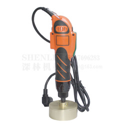 SHENLIN 50-70mm maszyna do zamykania ręczna butelka narzędzie do zamykania śrub kapary 110V i 220V złoty uchwyt elektryczny maszyna do zamykania