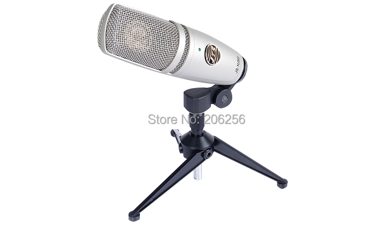 new jts js 1usb computer microphones recording microphone cheap professional recording. Black Bedroom Furniture Sets. Home Design Ideas