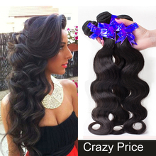 3 Bundles Indian Virgin Hair Body Wave 7A 100% Human Hair Extensions Rosa Hair Products Human Remy Queen hair Weave 8-30 inch