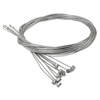 Cycle zone 10pcsset Universal Cycling Bicycle Bike Brake Cable Line Inner Wire Core 177cm bicycle accessories line art