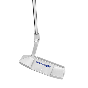 Image 2 - Golf putter clubs hommes droit argent CNC fraisé avec Golf couvre chef livraison gratuite