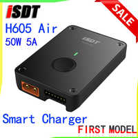 ISDT H605 Air Smart Charger 50W 5A DC 2S-6S Mini Bluetooth Lipo Battery Charger Android APP for RC Drone FPV Racing Accs
