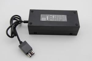 Image 4 - شاحن مهايئ تيار متردد للاتحاد الأوروبي/الولايات المتحدة/المملكة المتحدة سلك كابل إمداد الطاقة لوحدة تحكم Xbox One شاحن بديل 110 240 فولت