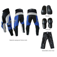 Motocross Off road pants Alphine SWX MOTO STAR Motorcycle racing trousers motorbike Oxford pants P14