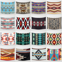 цена Hot sale fashion  geometric shape wall hanging tapestry home decoration wall tapestry tapiz pared size150*150cm